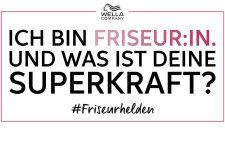 Wella sucht die #Friseurhelden nach dem Restart! - Bild