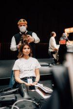 14   TIGI Hairstyling für die neue Miss Germany 2021