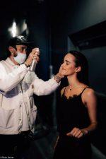 15   TIGI Hairstyling für die neue Miss Germany 2021