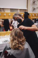 16   TIGI Hairstyling für die neue Miss Germany 2021