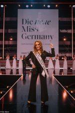 2   TIGI Hairstyling für die neue Miss Germany 2021