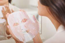 pmd Anti-Aging Collagen Infusing Sheet Mask - Bild