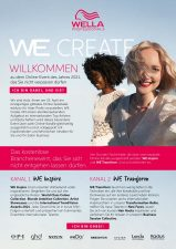 1 | Der Countdown läuft: Melden Sie sich noch heute zum WE Create Event an!