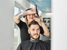Frisuren-Trends 11 - Modern Business Cut by MOSER in Zusammenarbeit mit Marina Ulrich