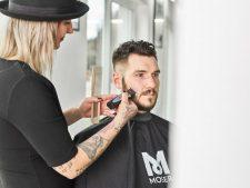 Frisuren-Trends 12 - Modern Business Cut by MOSER in Zusammenarbeit mit Marina Ulrich