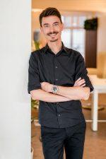 1 | Balayage-Profi Fabian Maier eröffnet ersten Balayage-Salon Deutschland's