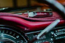 Frisuren-Trends 23 - WAHL präsentiert die Muscle Cars Collection: Der Rennfahrer / Holy Flat Top
