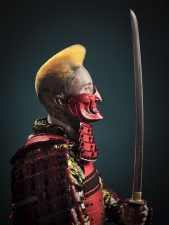 Frisuren-Trends 1 - Duke Johns Barbershop präsentiert einzigartige Samurai Kampagne