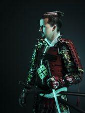 Frisuren-Trends 12 - Duke Johns Barbershop präsentiert einzigartige Samurai Kampagne