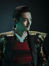 Frisuren-Trends 13 - Duke Johns Barbershop präsentiert einzigartige Samurai Kampagne