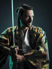 Frisuren-Trends 14 - Duke Johns Barbershop präsentiert einzigartige Samurai Kampagne
