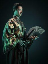 Frisuren-Trends 16 - Duke Johns Barbershop präsentiert einzigartige Samurai Kampagne