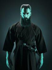 Frisuren-Trends 17 - Duke Johns Barbershop präsentiert einzigartige Samurai Kampagne