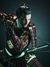 Frisuren-Trends 19 - Duke Johns Barbershop präsentiert einzigartige Samurai Kampagne