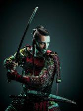 Frisuren-Trends 2 - Duke Johns Barbershop präsentiert einzigartige Samurai Kampagne