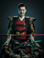 Frisuren-Trends 4 - Duke Johns Barbershop präsentiert einzigartige Samurai Kampagne