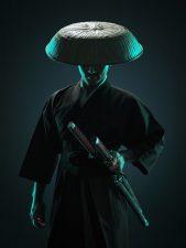 Frisuren-Trends 5 - Duke Johns Barbershop präsentiert einzigartige Samurai Kampagne