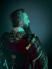 Frisuren-Trends 7 - Duke Johns Barbershop präsentiert einzigartige Samurai Kampagne