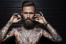 Frisuren-Trends 2 - Trendlooks mit Red Deer® und den Produkten von CHI Man