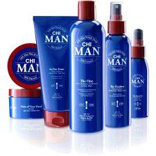 Frisuren-Trends 3 - Trendlooks mit Red Deer® und den Produkten von CHI Man
