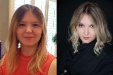 Frisuren-Trends 1 - Zauberhafte Verwandlungen durch calligraphy cut® mit GoldStar-Stylistin Sabrina Poser aus Herford