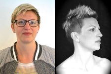 Frisuren-Trends 7 - Zauberhafte Verwandlungen durch calligraphy cut® mit GoldStar-Stylistin Sabrina Poser aus Herford