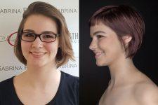 Frisuren-Trends 8 - Zauberhafte Verwandlungen durch calligraphy cut® mit GoldStar-Stylistin Sabrina Poser aus Herford
