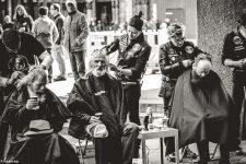 Der Cutting Edge Award 2021 stellt seine Charity Aktion für Barber Angels vor - Bild