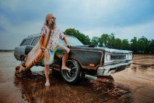 Frisuren-Trends 18 - VOKUHILA over the TOP - der Hippie