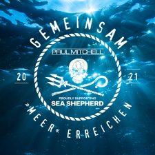 Paul Mitchell® kooperiert mit Sea Shepherd Deutschland e. V.