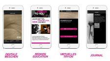 2 | Redken launcht Style Station App