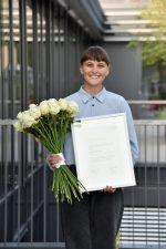3   10 Jahre La Biosthétique Fashion Awards an der Hochschule Pforzheim