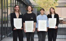 7   10 Jahre La Biosthétique Fashion Awards an der Hochschule Pforzheim