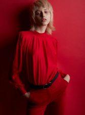 Frisuren-Trends 3 - Kollektion Red Madness von Christophe Gaillet