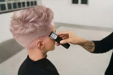 Frisuren-Trends 10 - Faded Pixie by MOSER