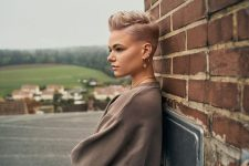Frisuren-Trends 15 - Faded Pixie by MOSER