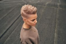 Frisuren-Trends 16 - Faded Pixie by MOSER