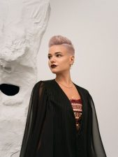 Frisuren-Trends 19 - Faded Pixie by MOSER
