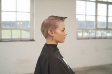 Frisuren-Trends 3 - Faded Pixie by MOSER