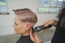 Frisuren-Trends 5 - Faded Pixie by MOSER