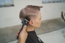 Frisuren-Trends 7 - Faded Pixie by MOSER