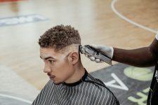 Frisuren-Trends 5 - MidFade Curly Top