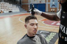 Frisuren-Trends 8 - MidFade Curly Top