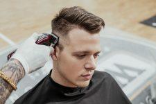 Frisuren-Trends 6 - High Zero Fade Sidepart