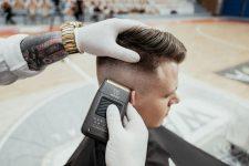 Frisuren-Trends 7 - High Zero Fade Sidepart