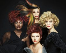 Paul Mitchell® Origami Kollektion: Trendfrisuren